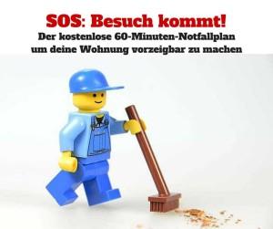SOS- Besuch kommt!