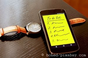 Leben vereinfachen durch geschickte Zeitplanung